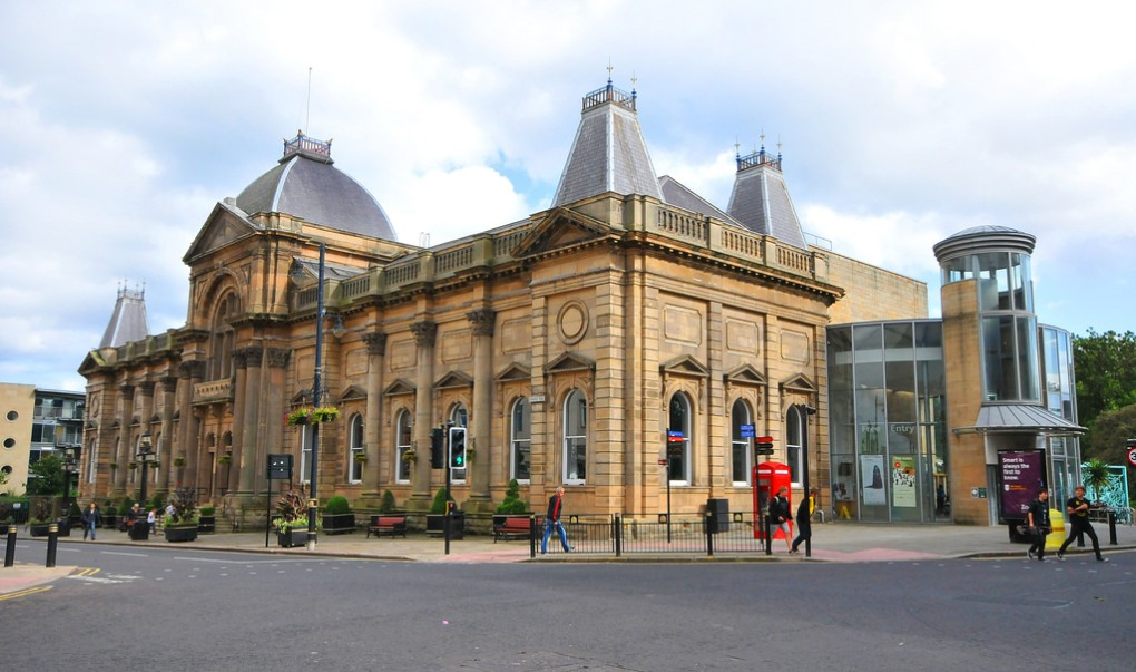 Sunderland Museum and Winter Gardens