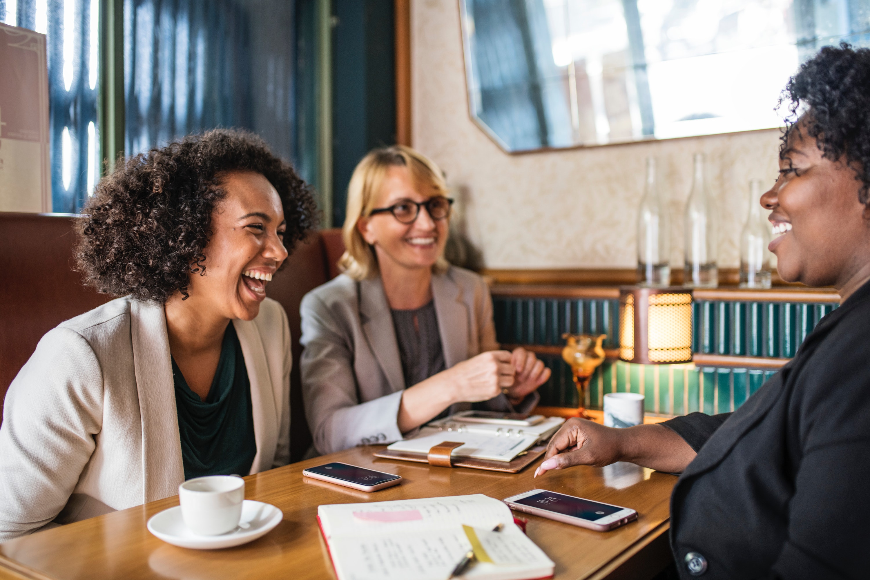 Why a workplace book club could be good for your health
